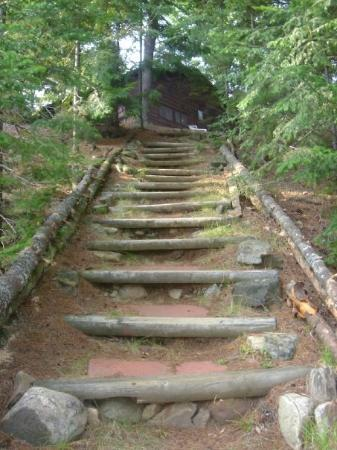 """Algonquin Provincial Park, Canada: """"Stairway to Heaven"""""""
