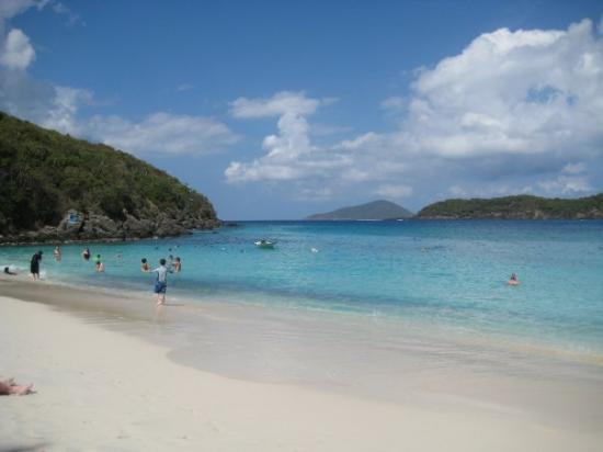 ST. THOMAS: Coki Beach