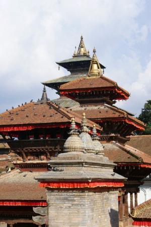 Bilde fra Durbar Torg - Kathmandu