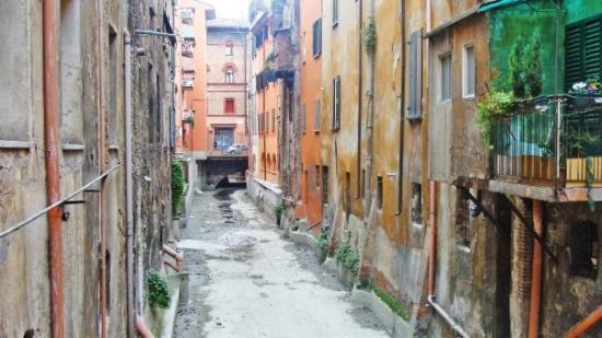 Bologna (Italy)(37) - Piccola Venezia...sin agua
