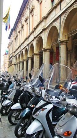 Bologna (Italy)(20) - Motos...