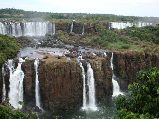 Bilde fra Iguazu Falls
