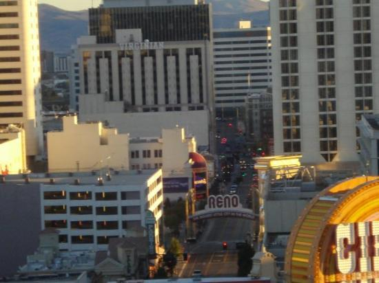 Reno, NV: Daytime view from my room