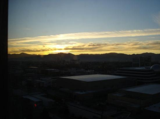 Reno, NV: Nevada sunrise