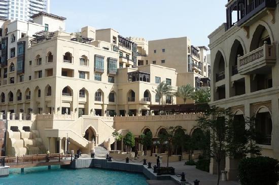 Palace Downtown: Palace Hotel & Souk Al Bahar