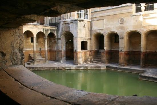 Bilde fra Museum for romerske bad
