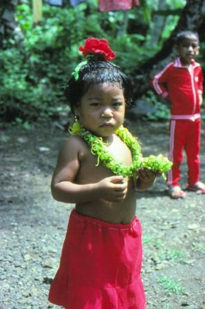 Chuuk, Federated States of Micronesia: What a cutie, Truk State, Micornesia