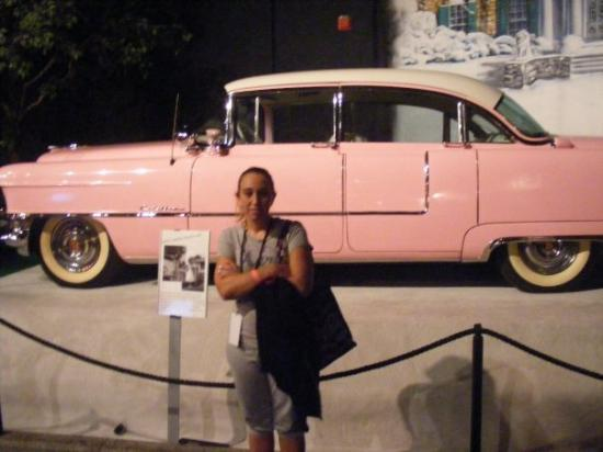 Memphis, TN: THE CAR HE BOUGHT HIS MOTHER THE FAMOUS PINK CADILLAC