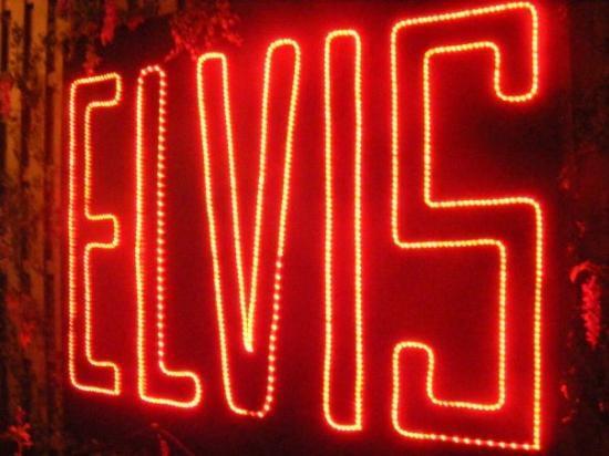 Memphis, TN: Elvis sign