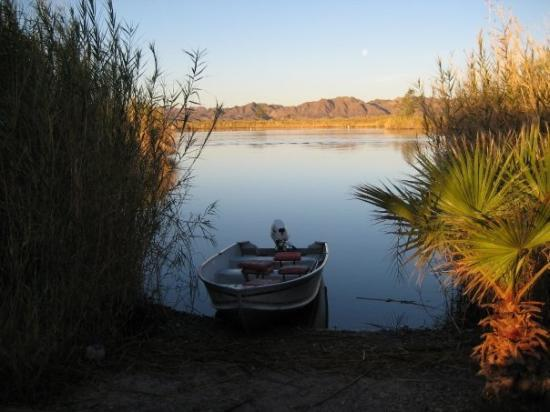 Lake Martinez