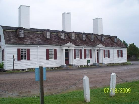 Fort Anne National Historic Site: Fort Anne