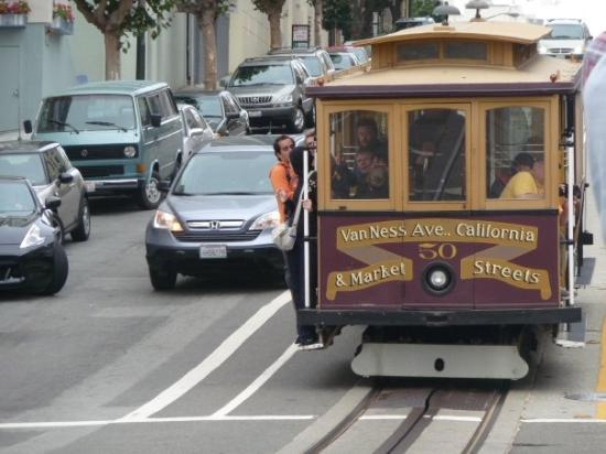 Cable Cars: San Francsico