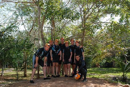 Rio Secreto: Our Group