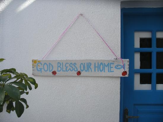 Pension George, Santorini, Greece