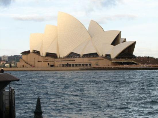 Sydney Opera House: One last look at the Opera House