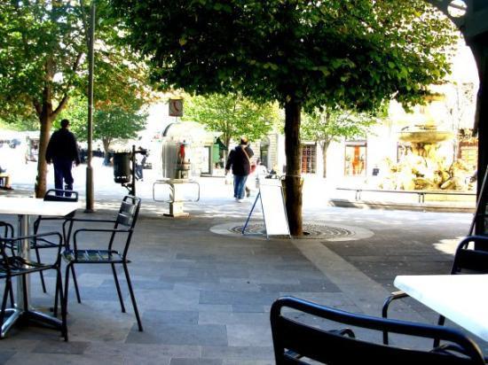 Ancona, Italia: piazza roma