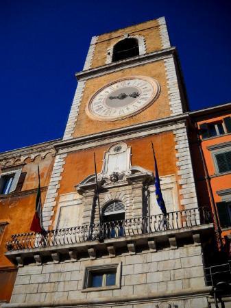 Ancona, Italia: in piazza papa