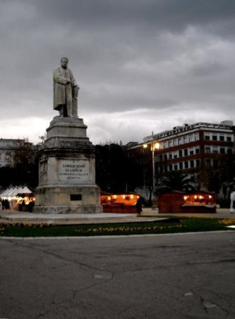 Ancona, Italia: piazza cavour