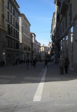Ancona, Italia: corso garibaldi