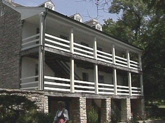 Bilde fra The Historic Daniel Boone Home at Lindenwood Park
