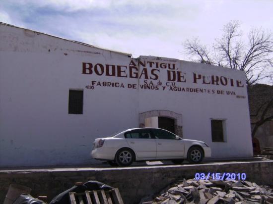 Bilde fra Parras de la Fuente