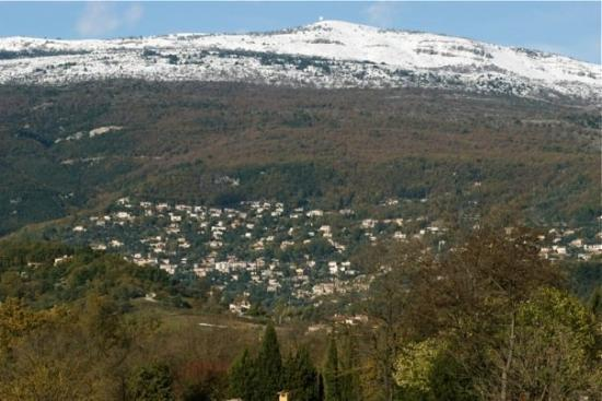 Chateauneuf de Grasse, Frankrike: closer