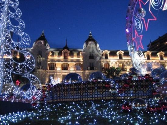 Casino of Monte-Carlo: The miraculous Principality