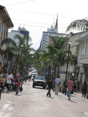 Bilde fra Manizales