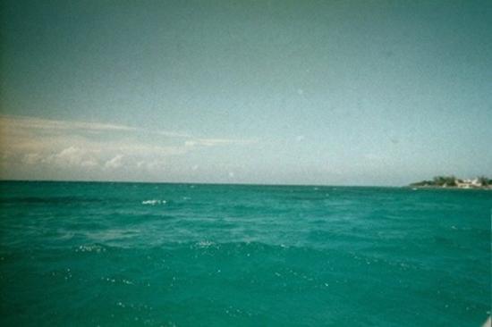 Montego Bay, Jamaica: Ocean!