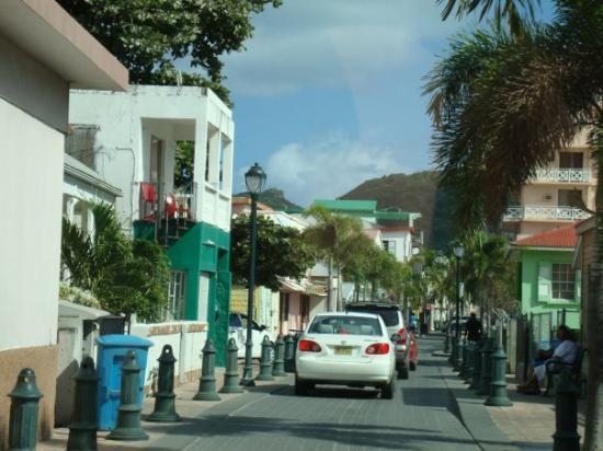 Philipsburg, Saint-Martin / Sint Maarten: St. Maarten