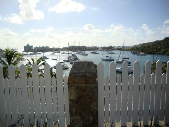 Philipsburg, Saint-Martin / Sint Maarten: Driving around on St. Maarten