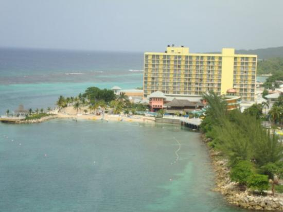 Ocho Rios, Jamaica: My personal favorite stop, it was beautiful and a wonderful cultural experience!