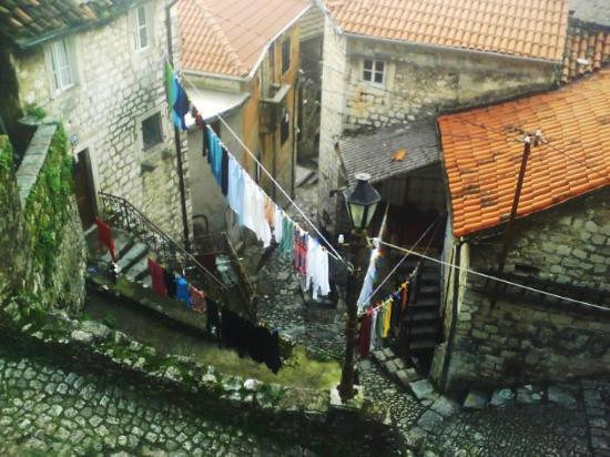 Bilde fra Kotor