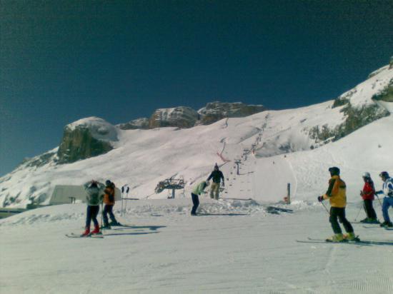 Selva di Val Gardena, Italia: Giro dei passi