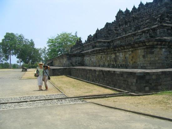 Borobudur Tempel: Borobudur, Central Jawa, October 2009