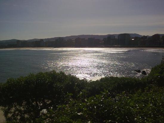 Bilde fra Gijon