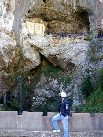 Bilde fra Covadonga