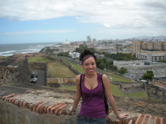 Bilde fra San Juan National Historic Site