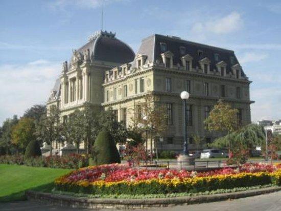 Bilde fra Lausanne