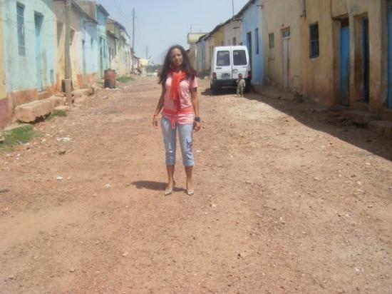 Ασμάρα, Ερυθραία: Questa è casa mia