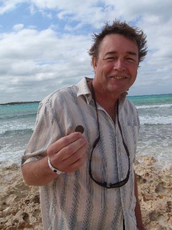 Hotel Roc Santa Lucia (Ex Gran Club): lucky peso found