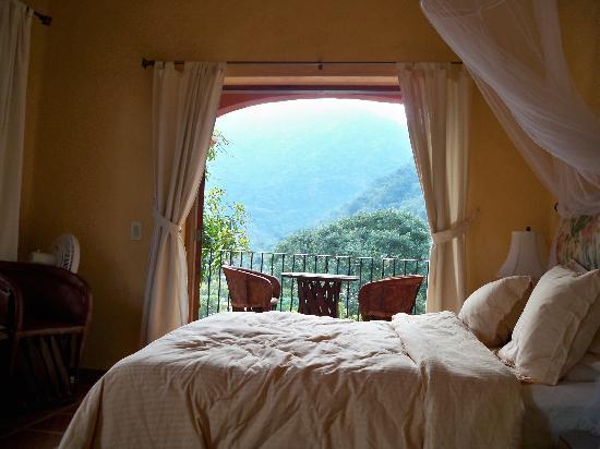 Casa La Ventana: Our romantic & cozy bedroom
