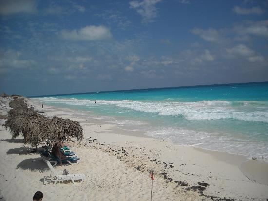 Iberostar Playa Blanca: Beach