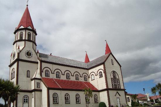 بويرتو فاراس, شيلي: Iglesia Sagrado Corazon de Jesus