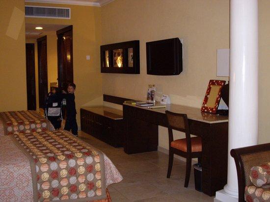 Barcelo Maya Beach: la chambre