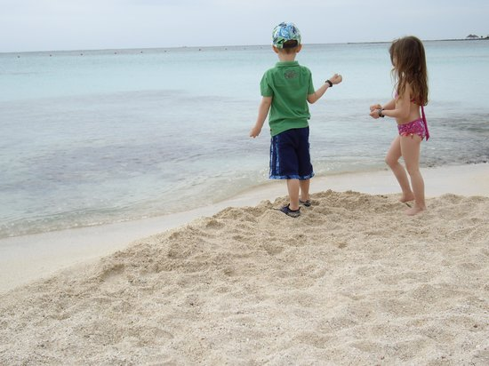 Barcelo Maya Beach: la plage