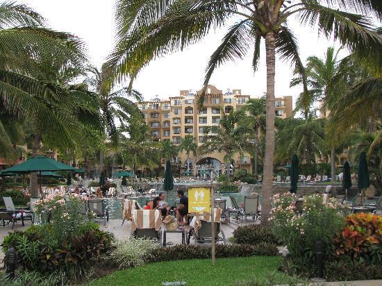 Villa del Palmar Flamingos Beach Resort & Spa Riviera Nayarit: View from beachside