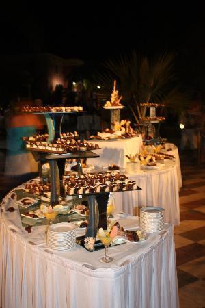 Sandals South Coast: Chocolate Buffet