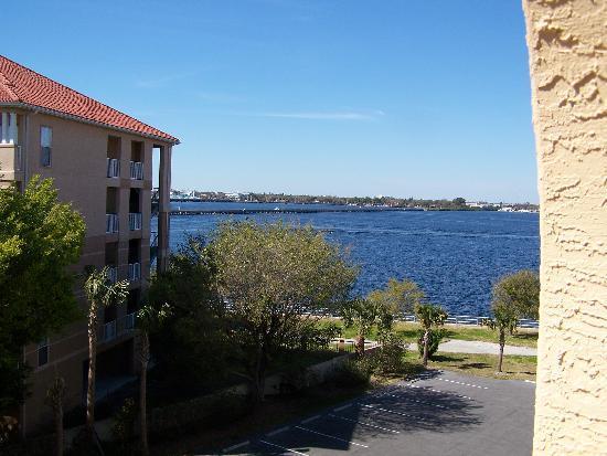 Courtyard Bradenton Sarasota/Riverfront: View from Room #515