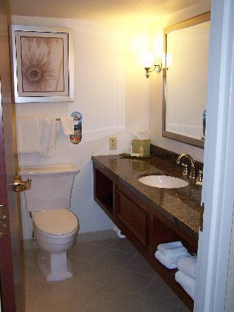 Courtyard Bradenton Sarasota/Riverfront: Bathroom